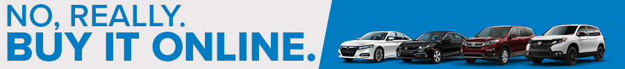 Express Purchase - Buy your car online from Ocean Honda