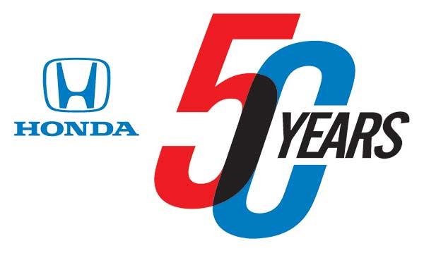 Honda's 50 Years of Auto Sales in America